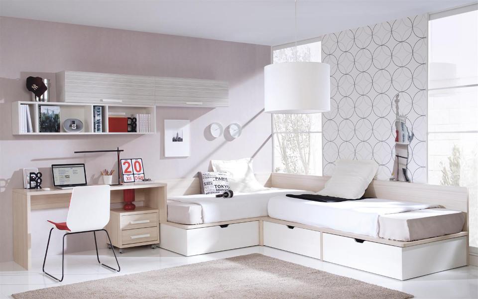 Muebles rey dormitorios juveniles dise os - Literas muebles rey ...